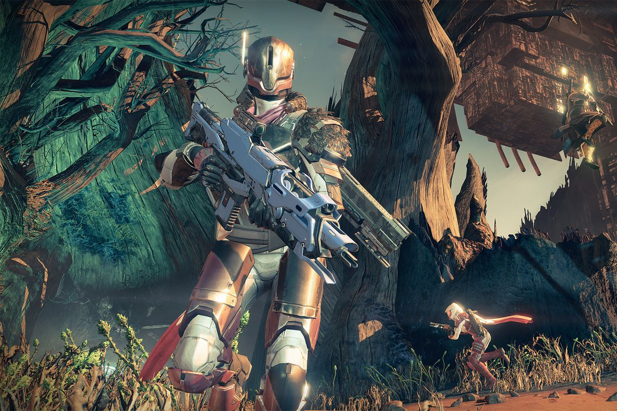 Bungie to Focus Solely on Destiny 2