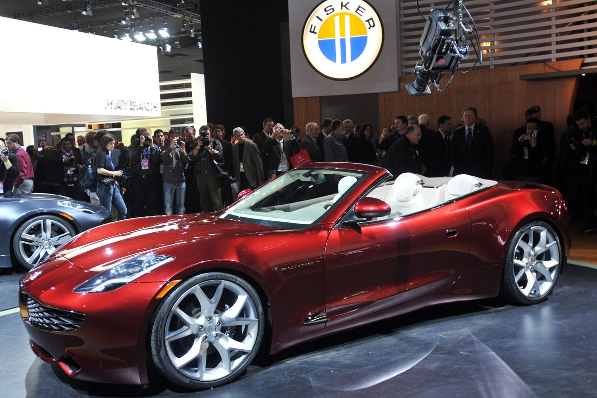 Luxury Auto Designer Henrik Fisker Says He Ll Unveil A New