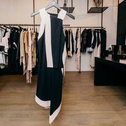 "Jean Pierre Braganza Liquid Dress, <a href=""http://odd-style.com/womens/dresses/liquid-dress"">$1012</a>"