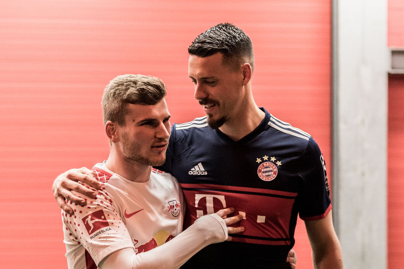 Report: Sandro Wagner could bolt this summer, while Bayern eyes Timo Werner and Luka Jovic