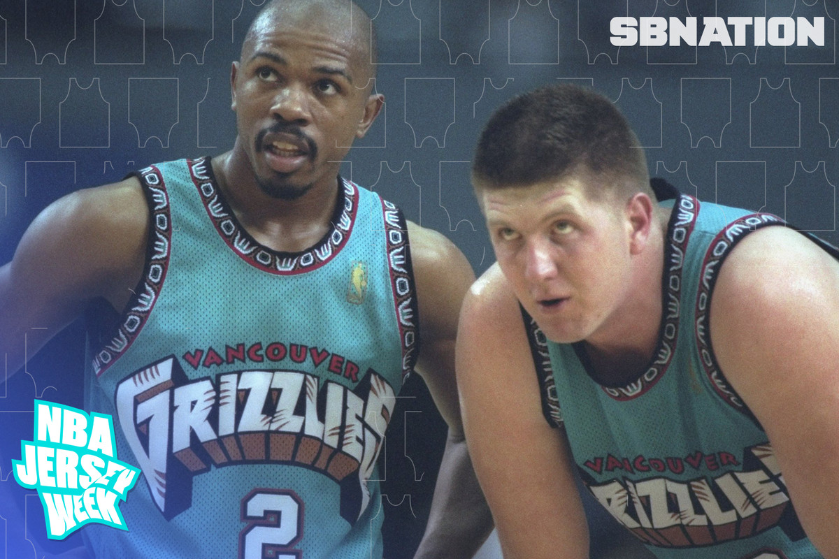 708432b6 The '90s were the NBA's most memorable jersey phase, for better or worse