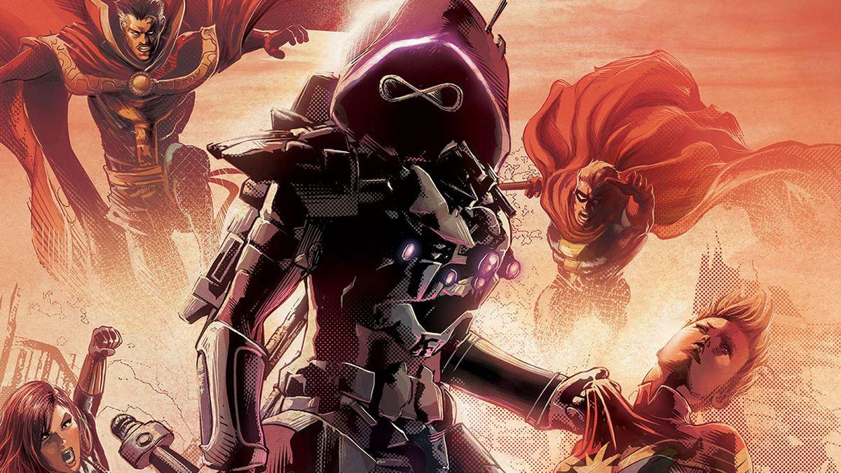 Marvel's Infinity Wars #1 reveals the surprise identity of Requiem