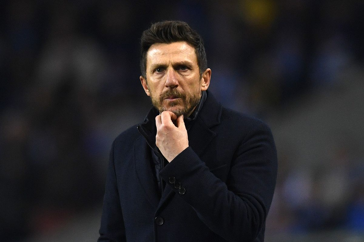 Report: Fiorentina agree to terms with di Francesco