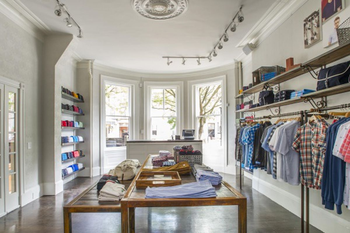 """Would a SF Fred Perry look like this Boston outpost? Image via <a href=""""http://www.fredperry.com/blog/tag/USA?page=2"""">Fred Perry</a>"""