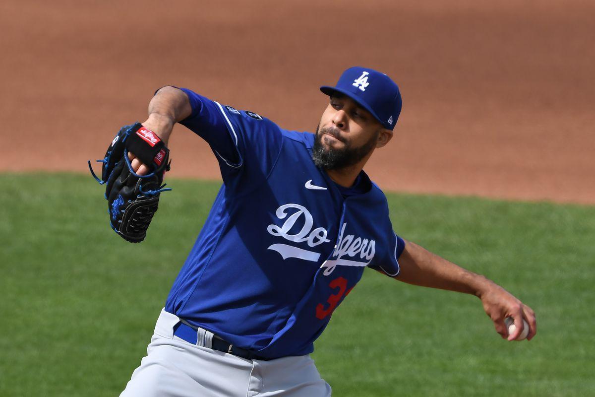 Los Angeles Dodgers v Cleveland Indians