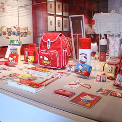 Here's a closer look at some of the too-cute Hello Kitty school essentials.