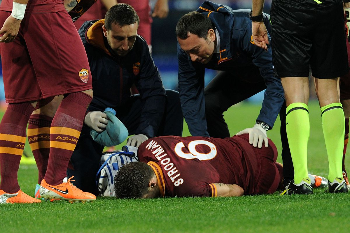 Image result for strootman injury