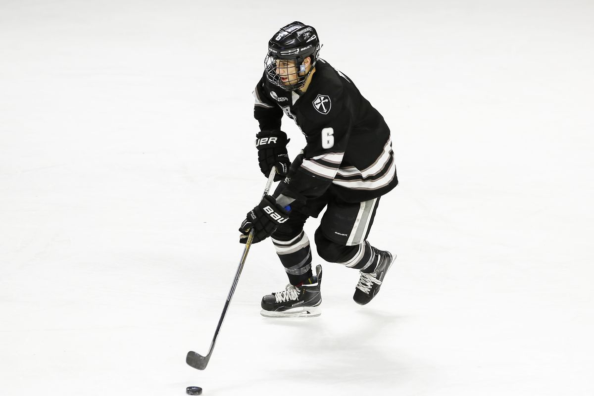 Tom Parisi had the game-winning goal for Providence.