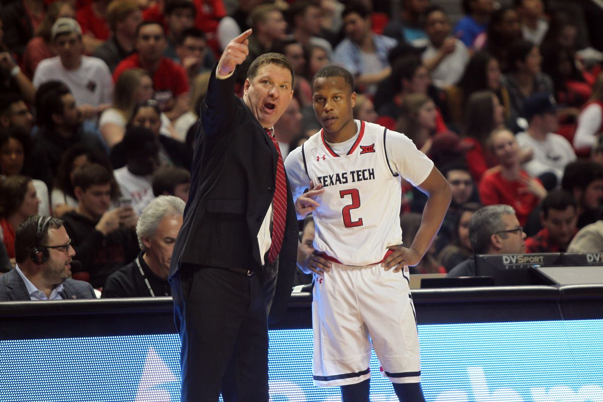 NCAA Basketball: Louisiana State at Texas Tech
