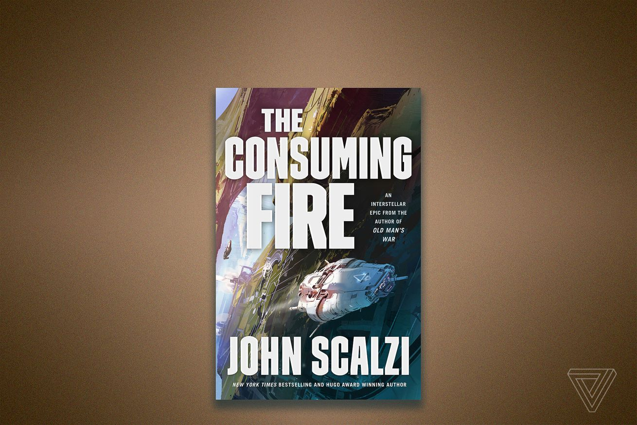 listen to an excerpt from john scalzi s next book the consuming fire