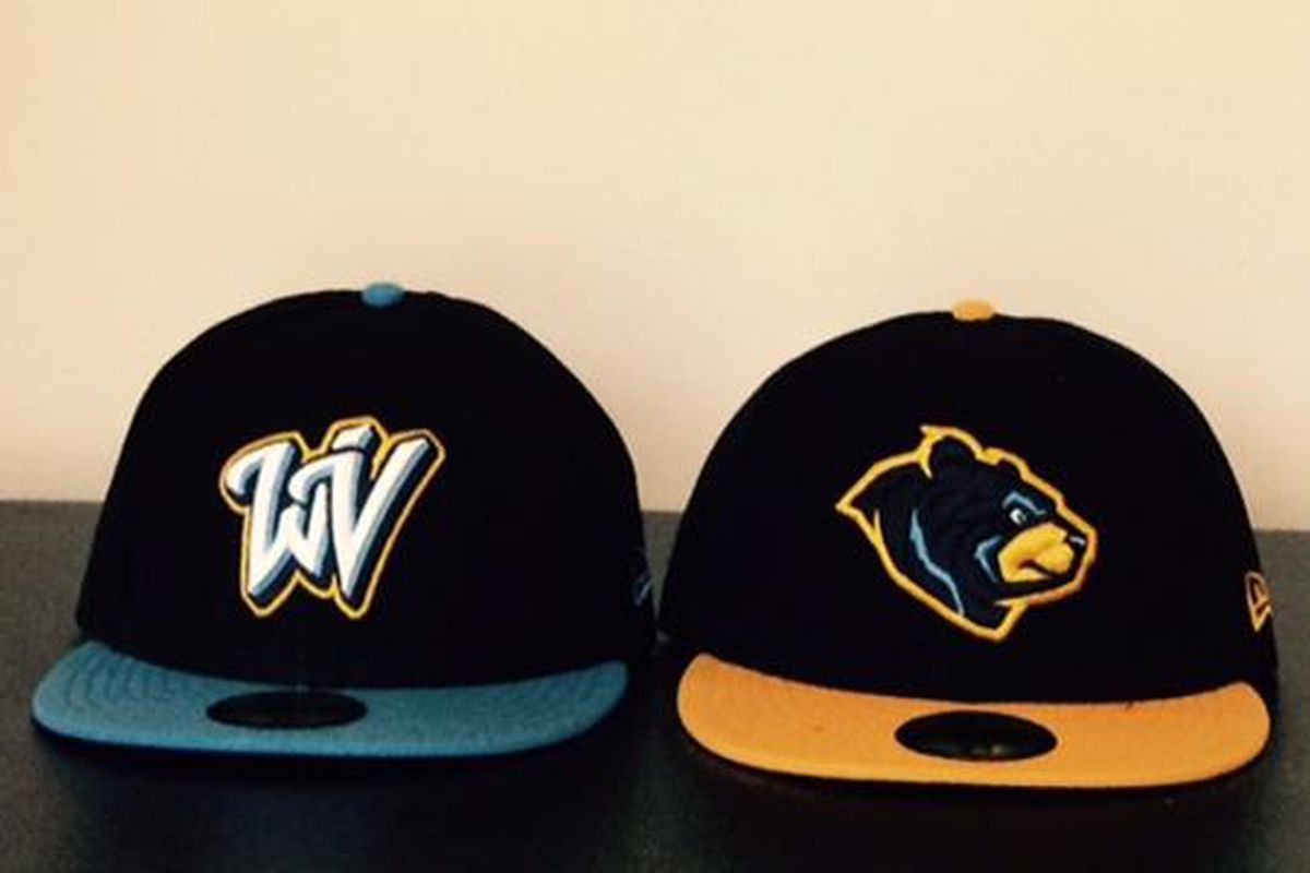5a74ec08670 West Virginia Black Bears unveil new caps, uniforms - Bucs Dugout