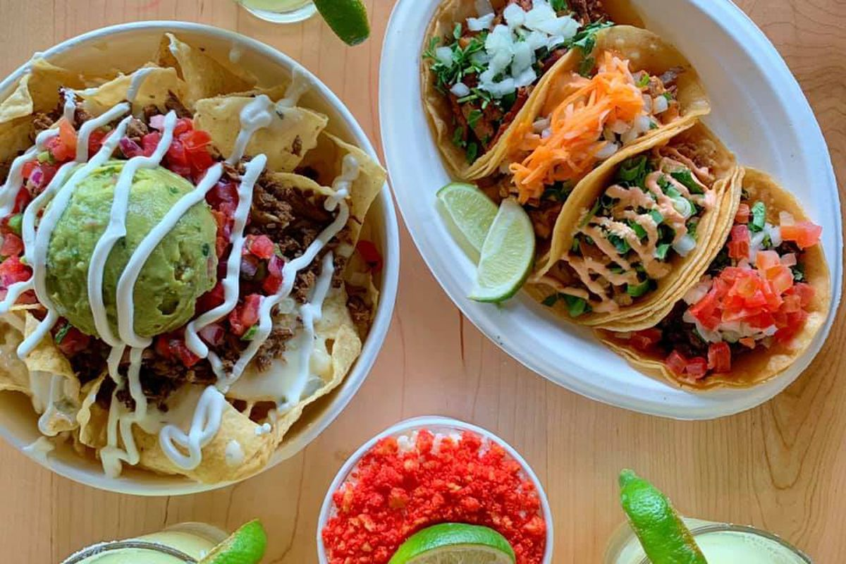Omg Taco S New Outpost In Richardson Restaurant Park Is Its