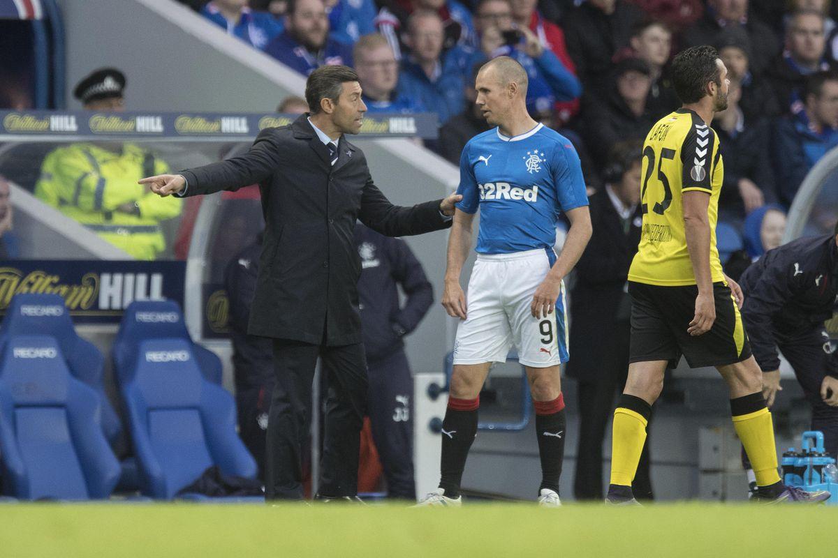 Rangers v Progres Niederkorn - UEFA Europa League First Qualifying Round