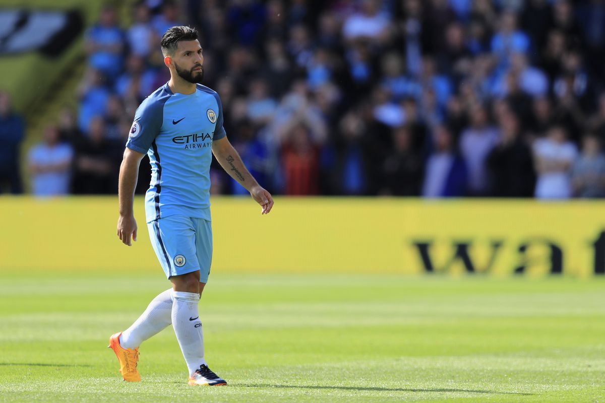 Paris Saint-Germain set to bid £60m for Manchester City striker Agüero