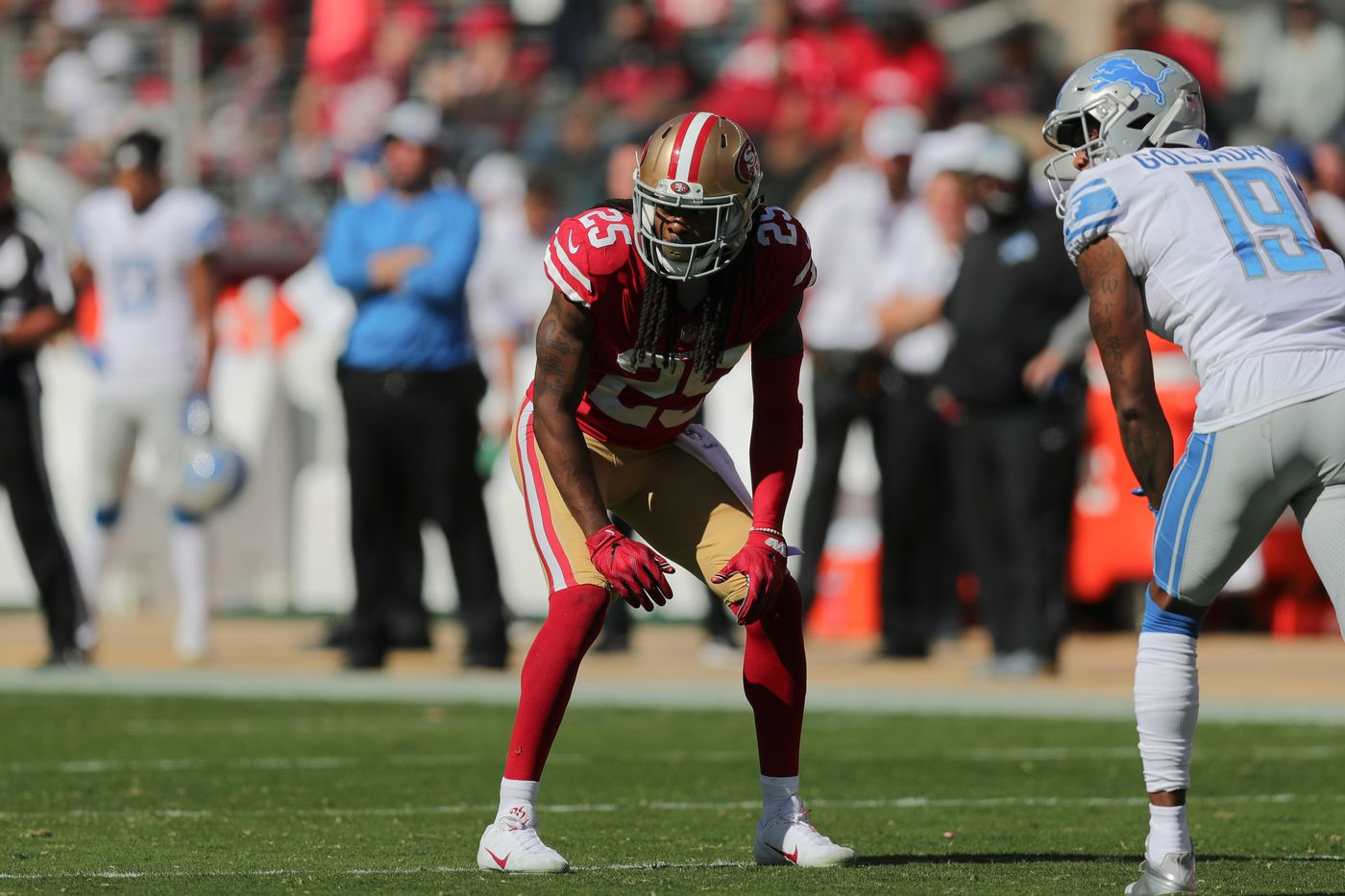 the best attitude 27d5d ec3e9 Why aren't NFL teams throwing Richard Sherman's way this ...