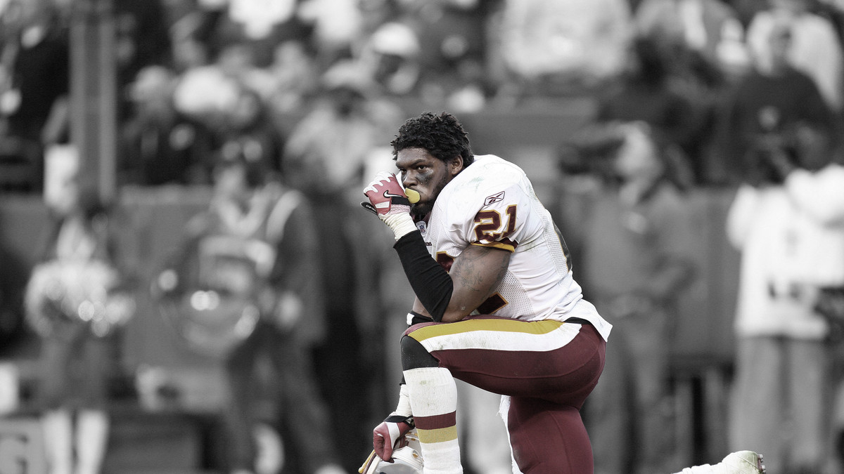 Deshawn Taylor Nfl >> Sean Taylor S Death A Look Back After 10 Years Sbnation Com