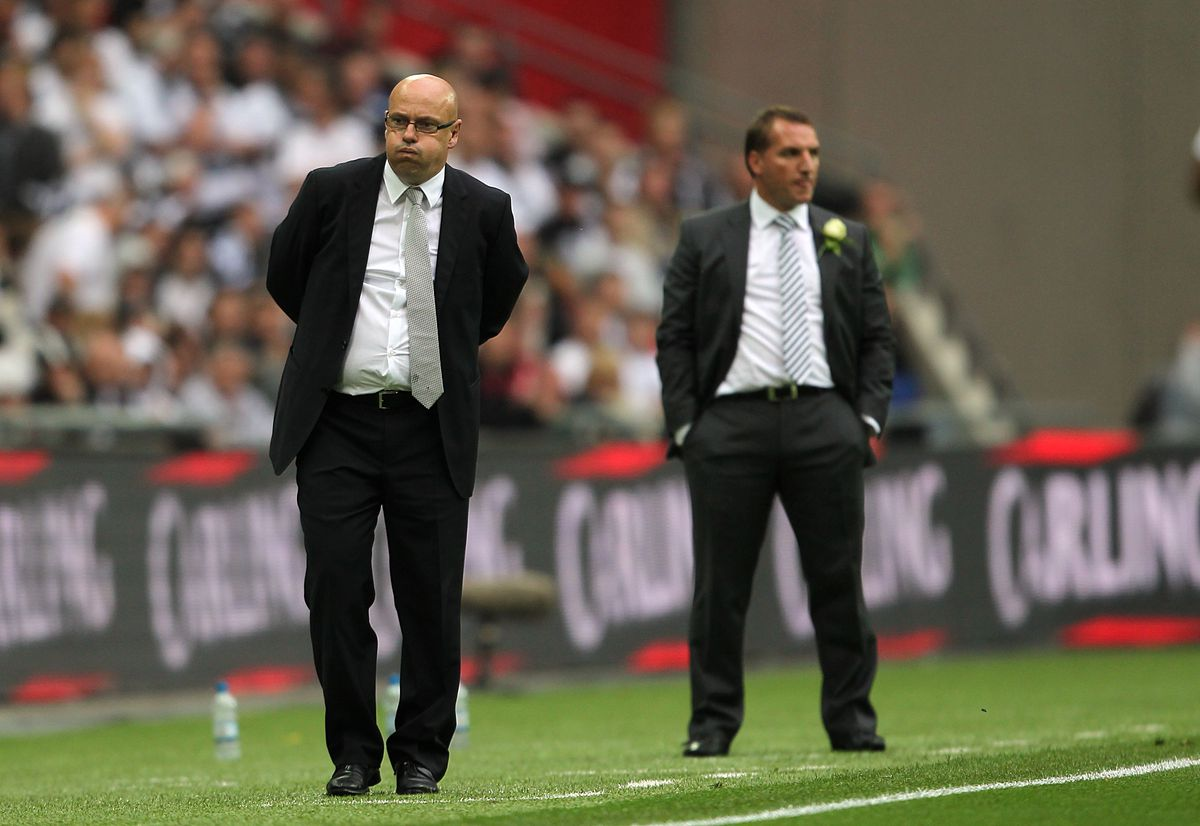 Soccer - npower Football League Championship - Play Off - Final - Reading v Swansea City - Wembley Stadium