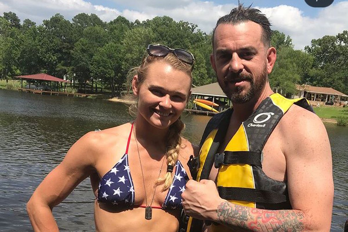 Andrea Lees Husband Coach Donny Aaron Apologizes For Nazi Tattoos