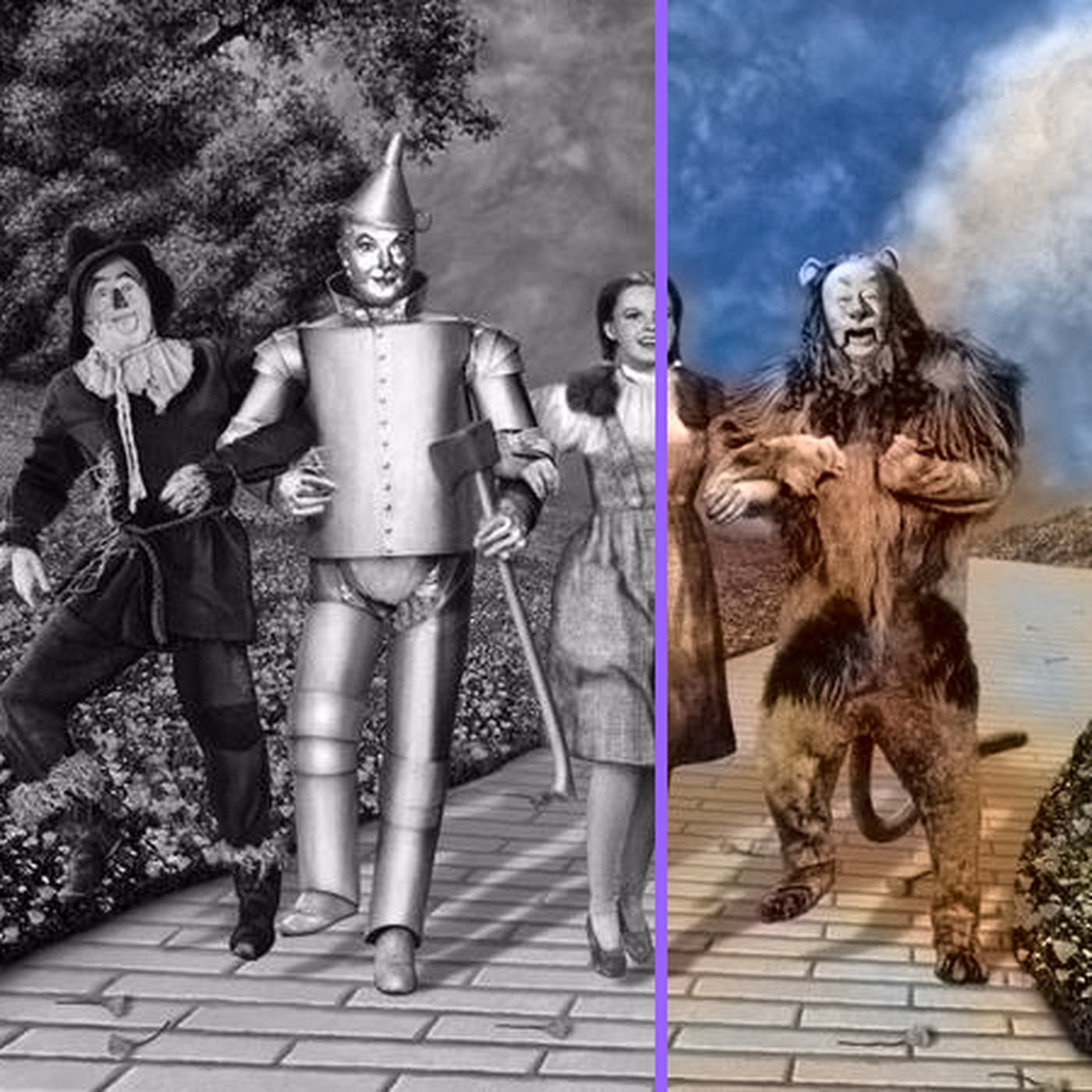 This tool will instantly colorize your black and white photos