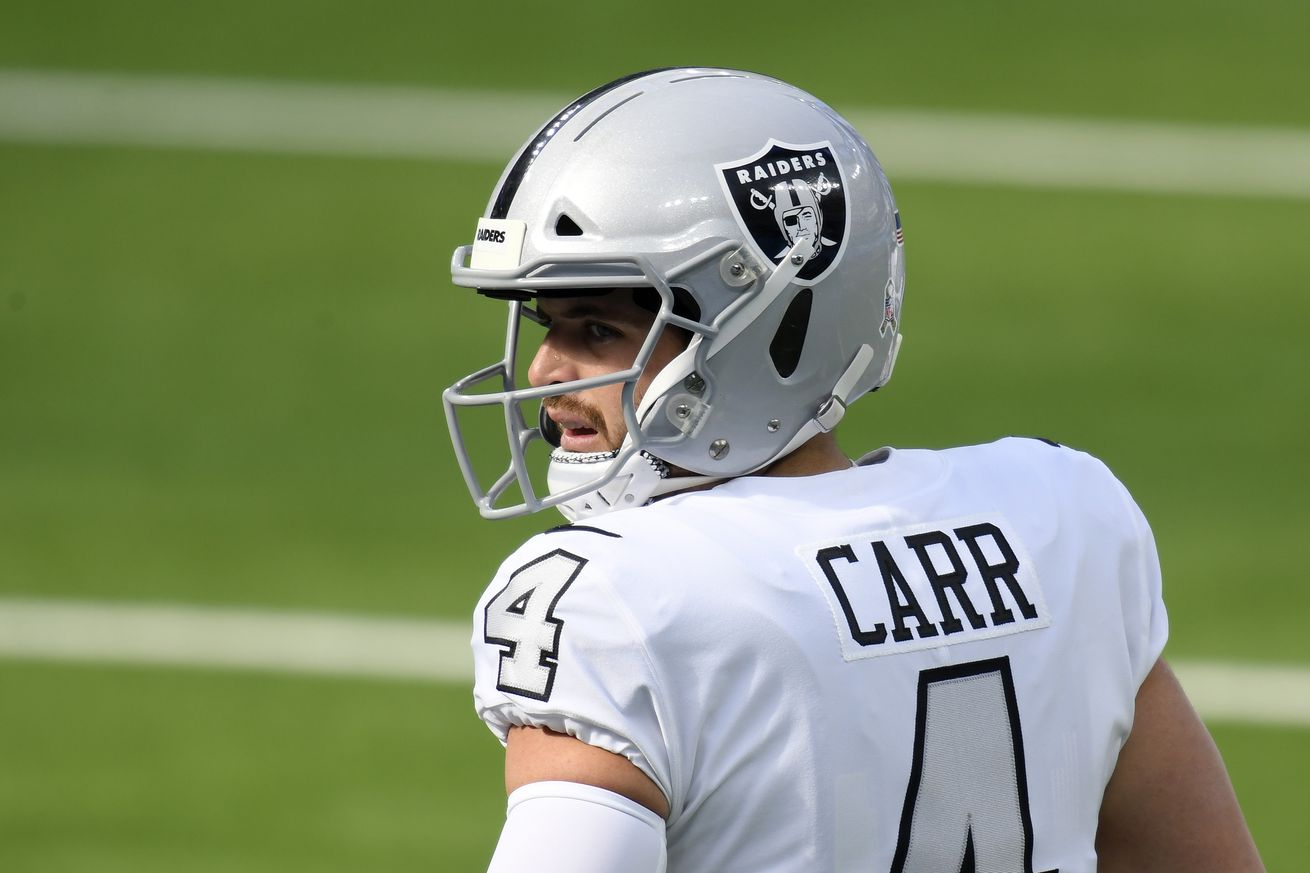 Las Vegas Raiders v Los Angeles Chargers