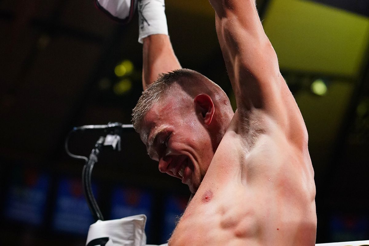 Ivan Baranchyk vs Gabriel Bracero, WBA Inter-Continental Super Lightweight Title