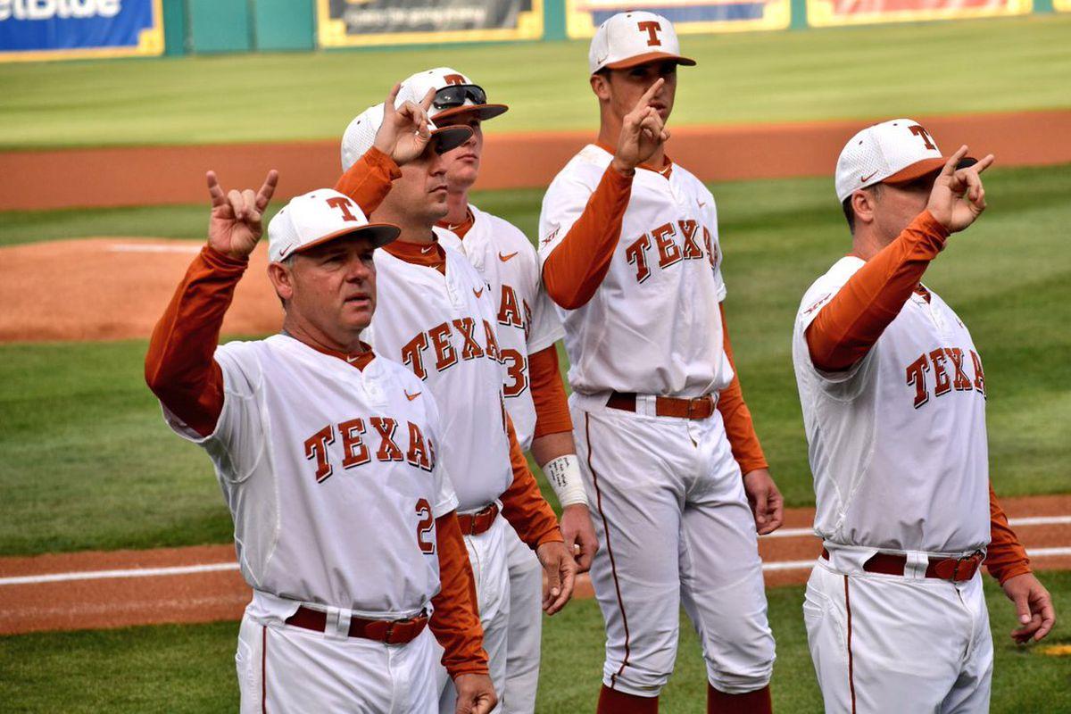 texas baseball roster landscape takes major hit in the mlb draft