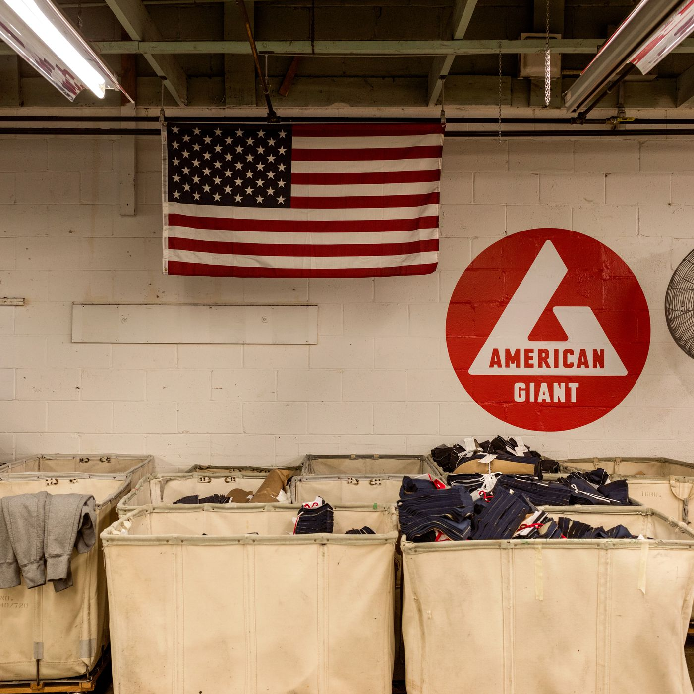 American Giants Hoodie Cant Save Us Manufacturing By Itself Vox