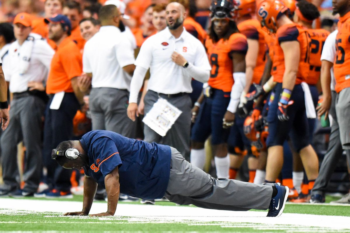 946164529fb Notre Dame Football: Syracuse Orange Game Preview - One Foot Down