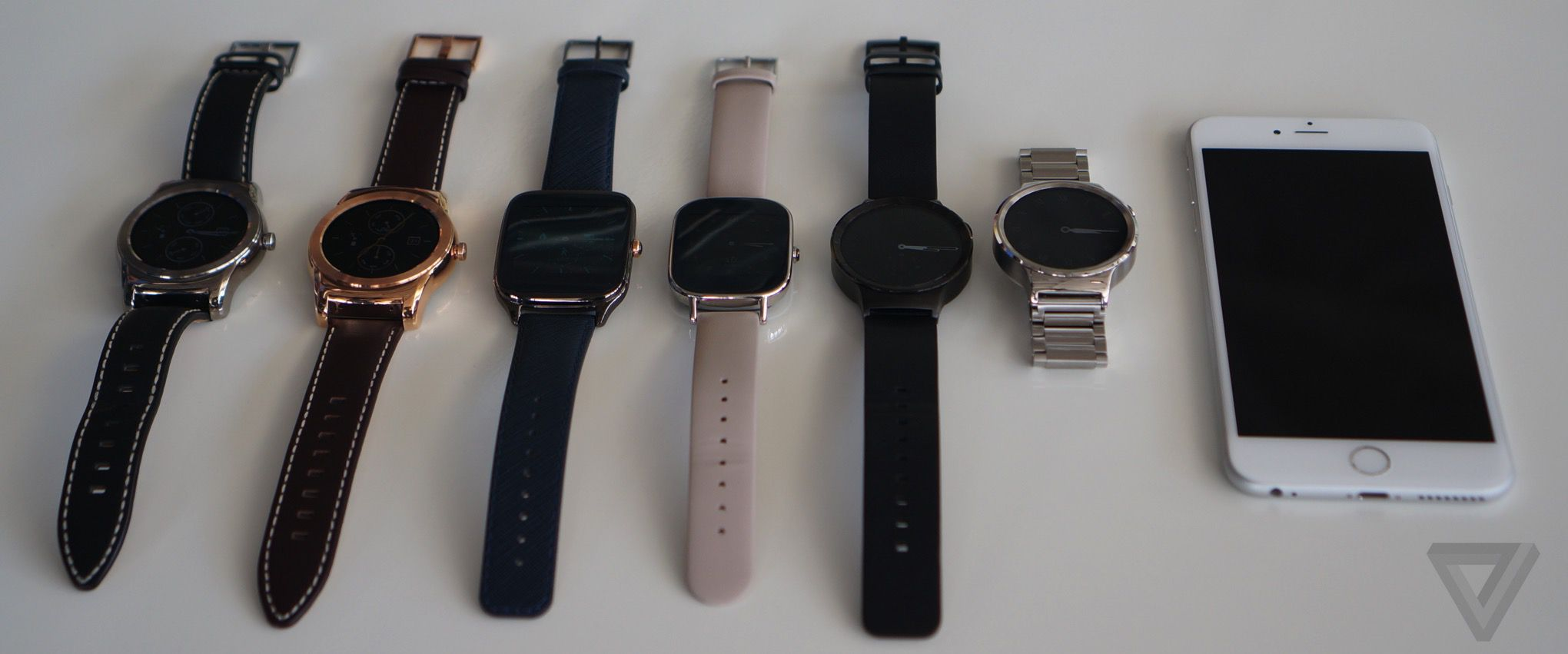 Android Wear smartwatches come to the iPhone | The Verge