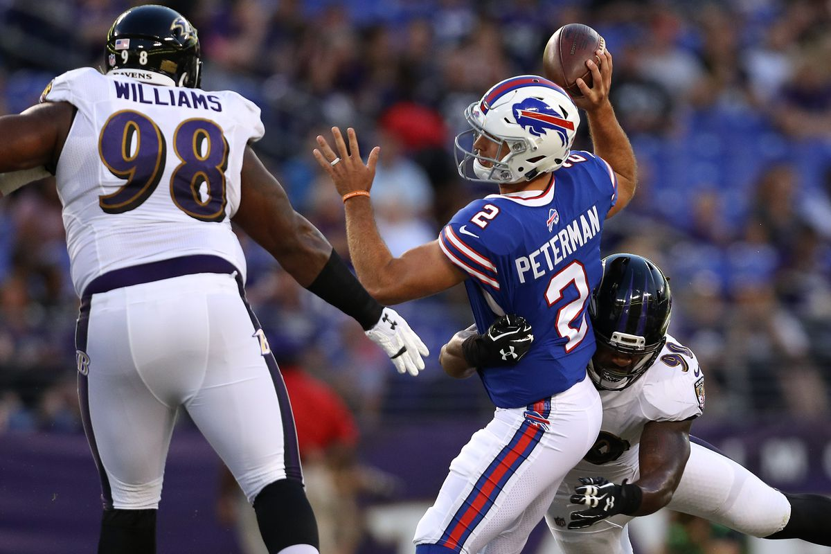 Ravens Vs Bills Game Time Tv Schedule Online Stream Odds Weather And More Baltimore Beatdown