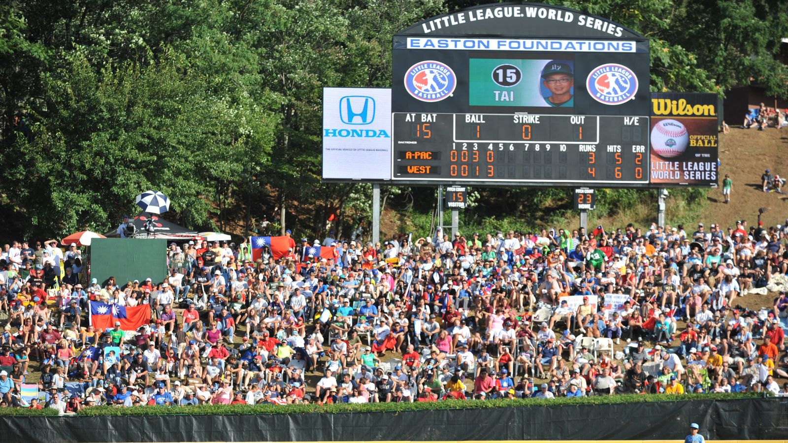 little league world series - HD 1600×900