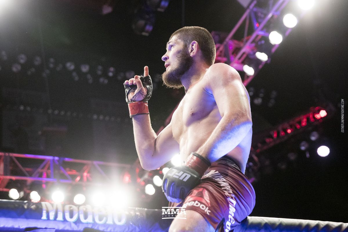 Khabib Nurmagomedov ranked No  1 by Forbes for most