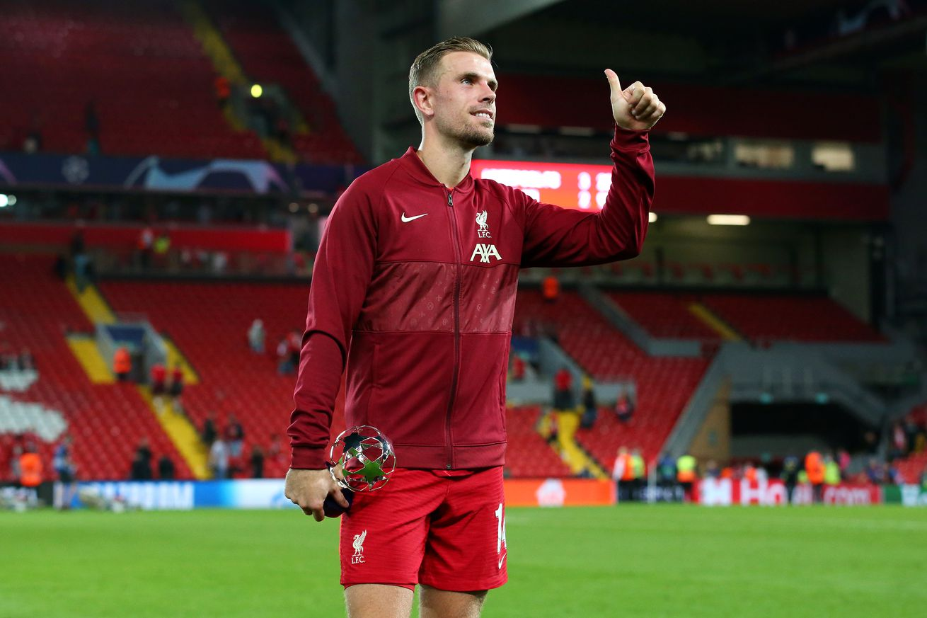 Henderson Could Reach Milestone Against Crystal Palace