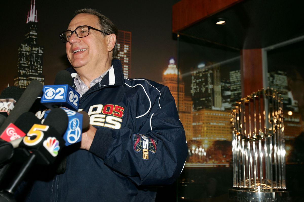 DHL Delivers Chicago White Sox World Series Rings To U.S. Cellular Field