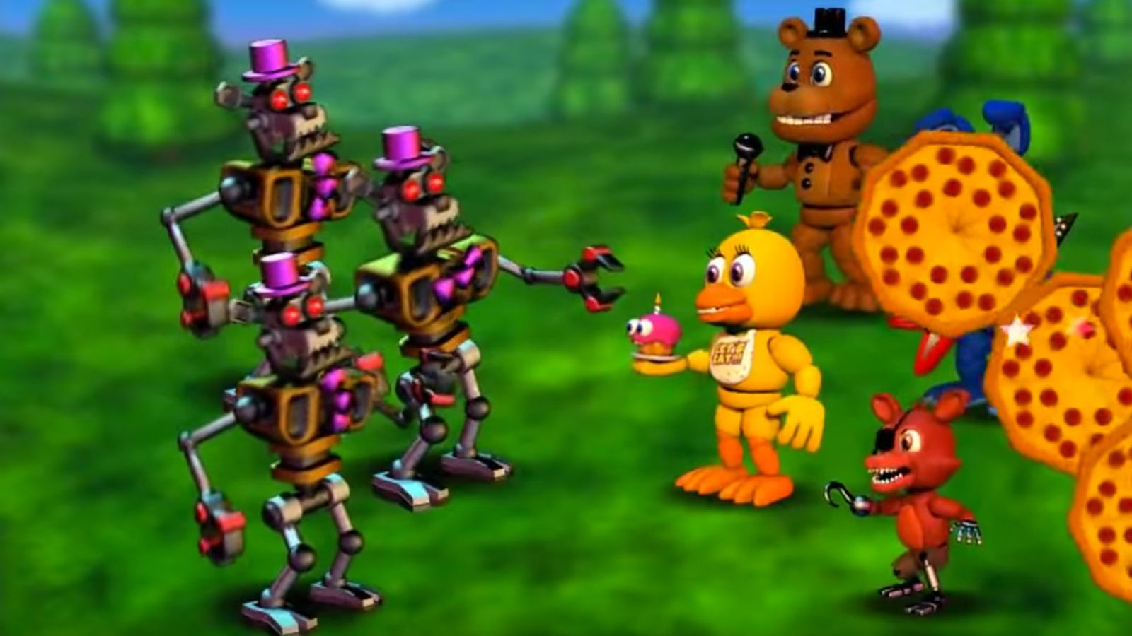 five nights at freddys world arrives in february polygon