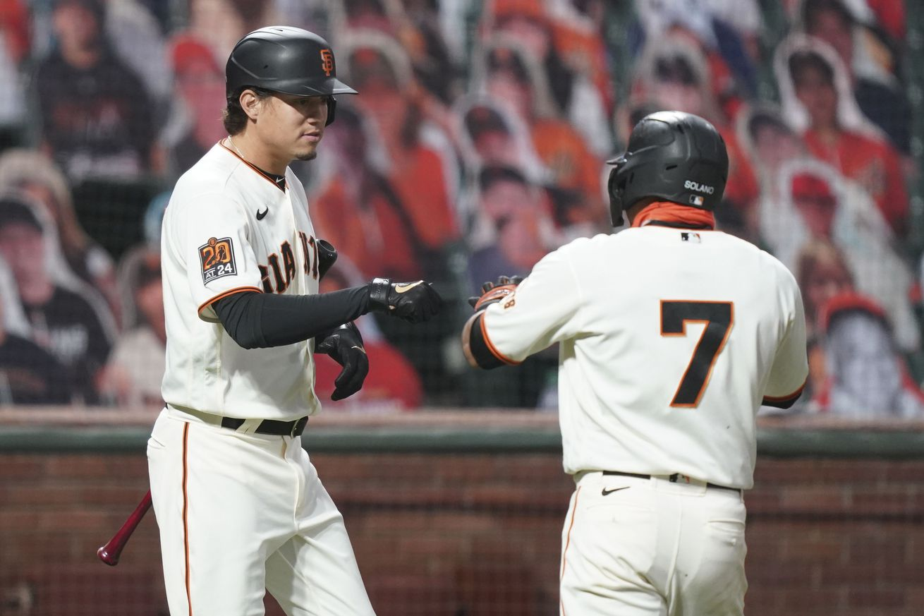 MLB: Seattle Mariners at San Francisco Giants