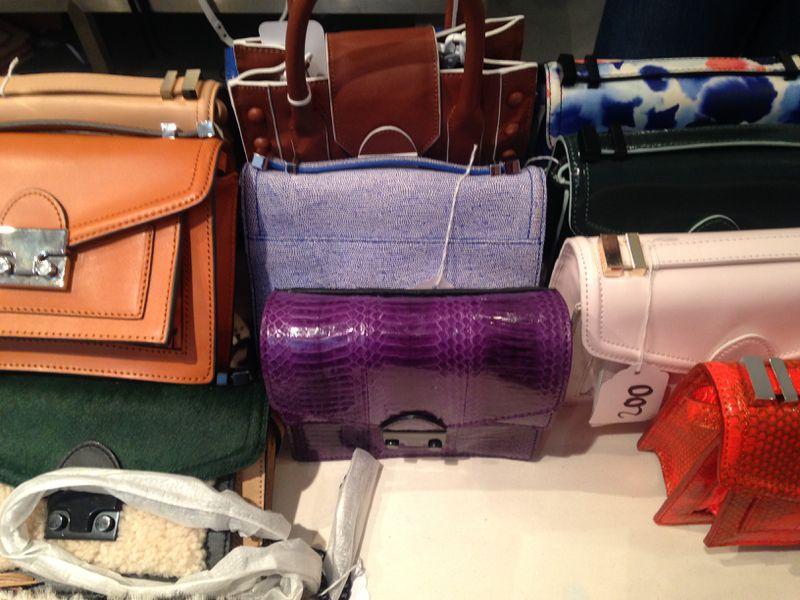 Loeffler Randall Sample Sale Update: Plenty of Stock, New Bag ...