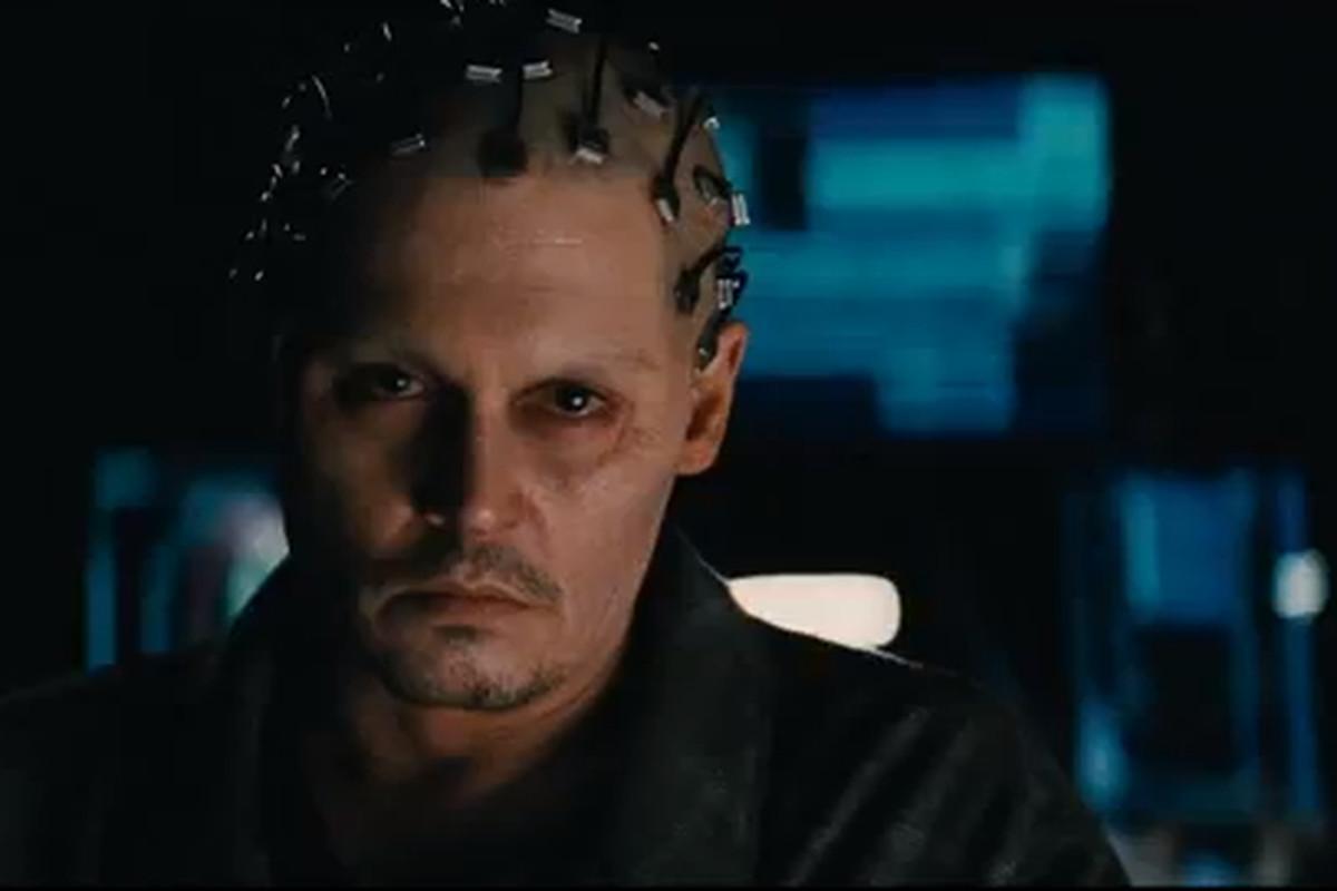 Transcendence Depp