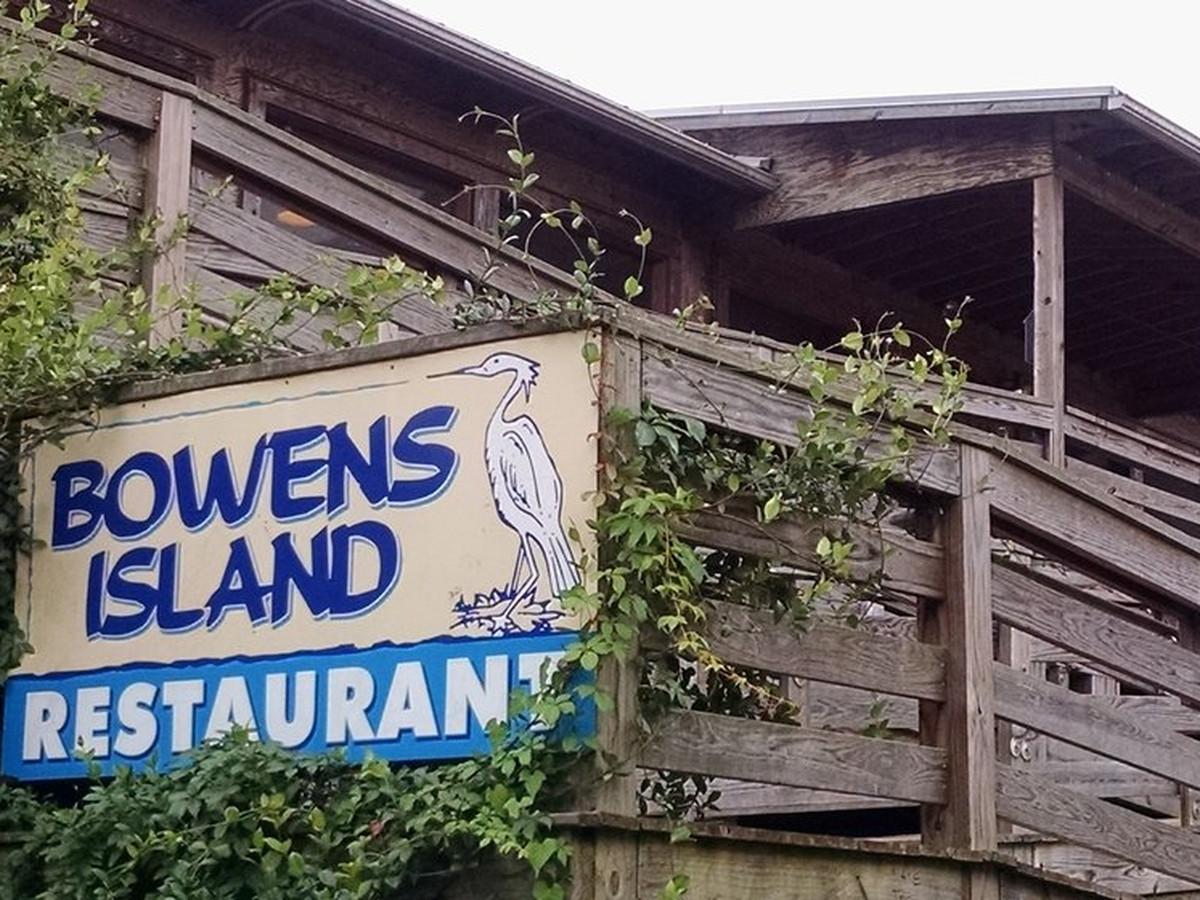 Bowen Arrow Cafe Menu
