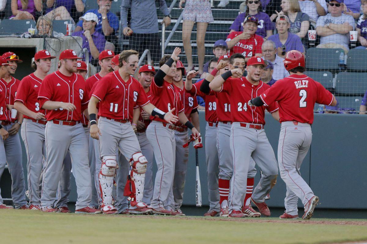 NC State at TCU NCAA baseball