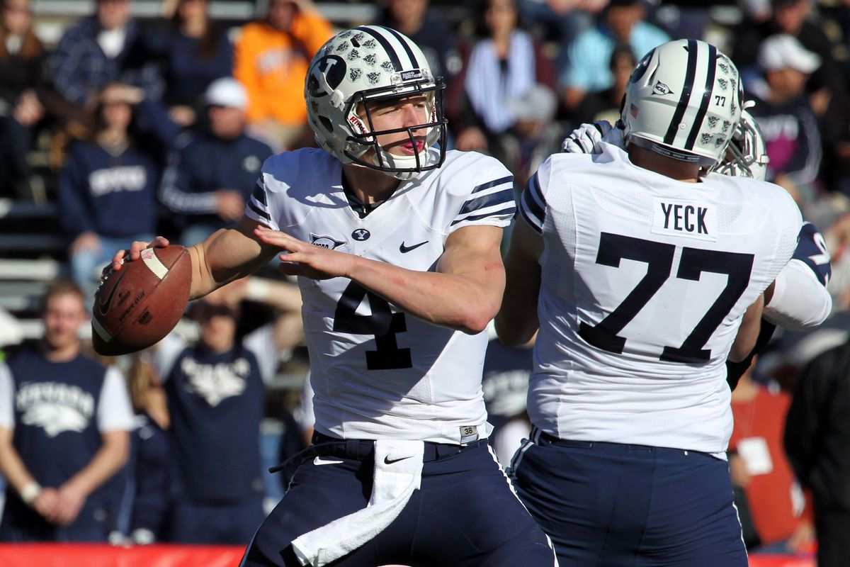 Hill and the BYU Cougars will be on TV for most of their games this year.
