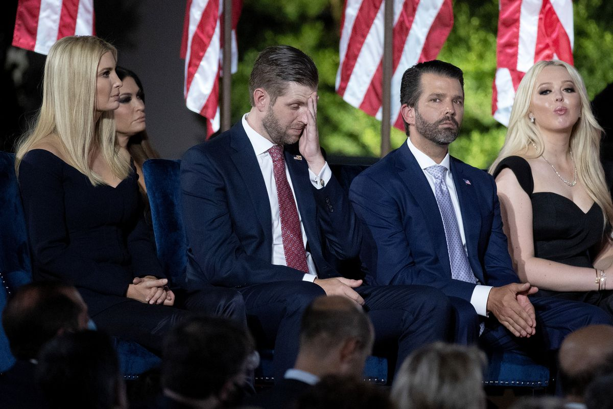 It S Not Just Hunter Biden Jared Kushner Donald Trump Jr And Others In The Trump Clan Have Questionable Financial Ties Vox