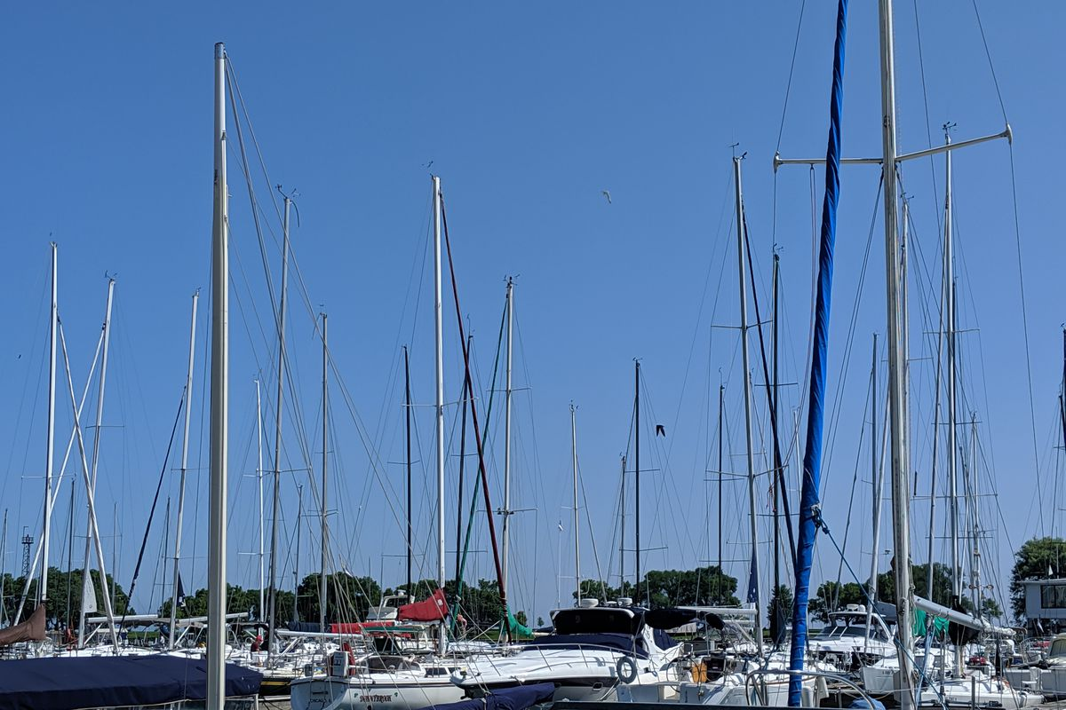 Forecast may make for slow Mackinac race - Chicago Sun-Times