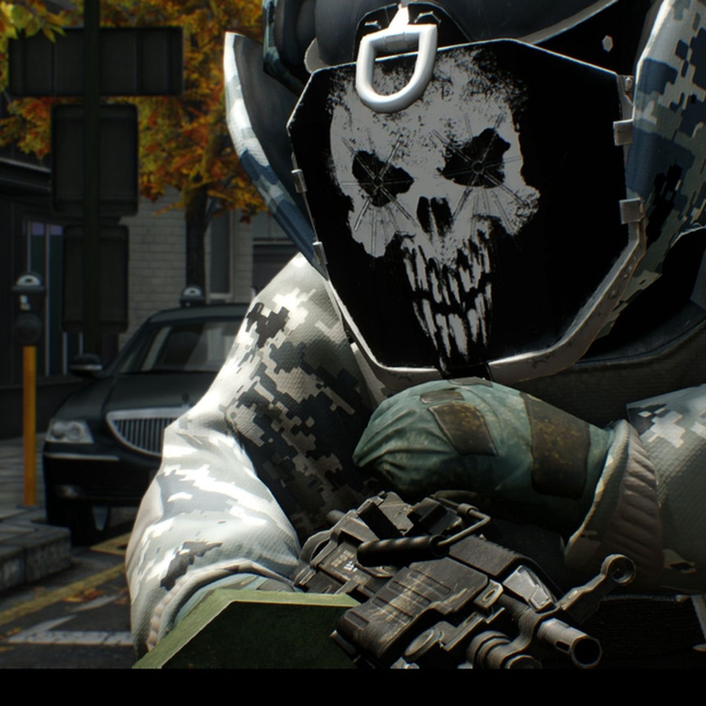Payday 2: The Death Wish hustles in new difficulty, masks