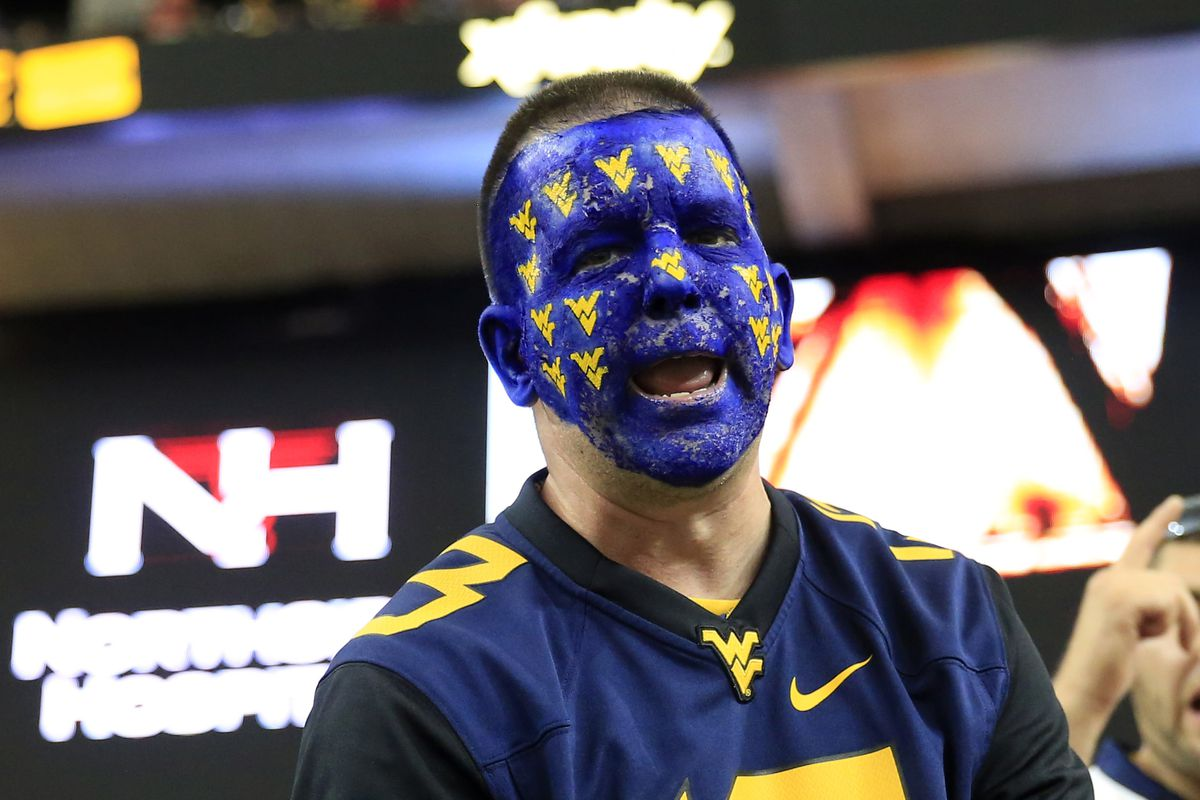 Rob Dowdy is a Mountaineer