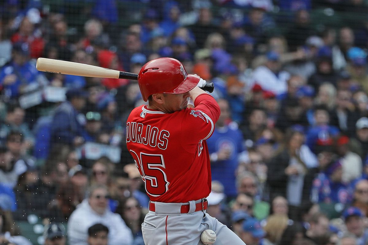 Angels roll over in Chicago, losing 5-1