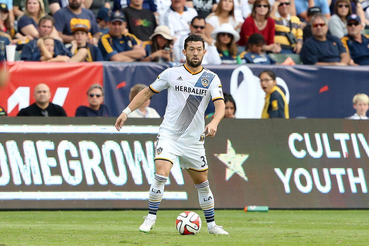 SOCCER: DEC 07 MLS Cup - Galaxy v Revolution
