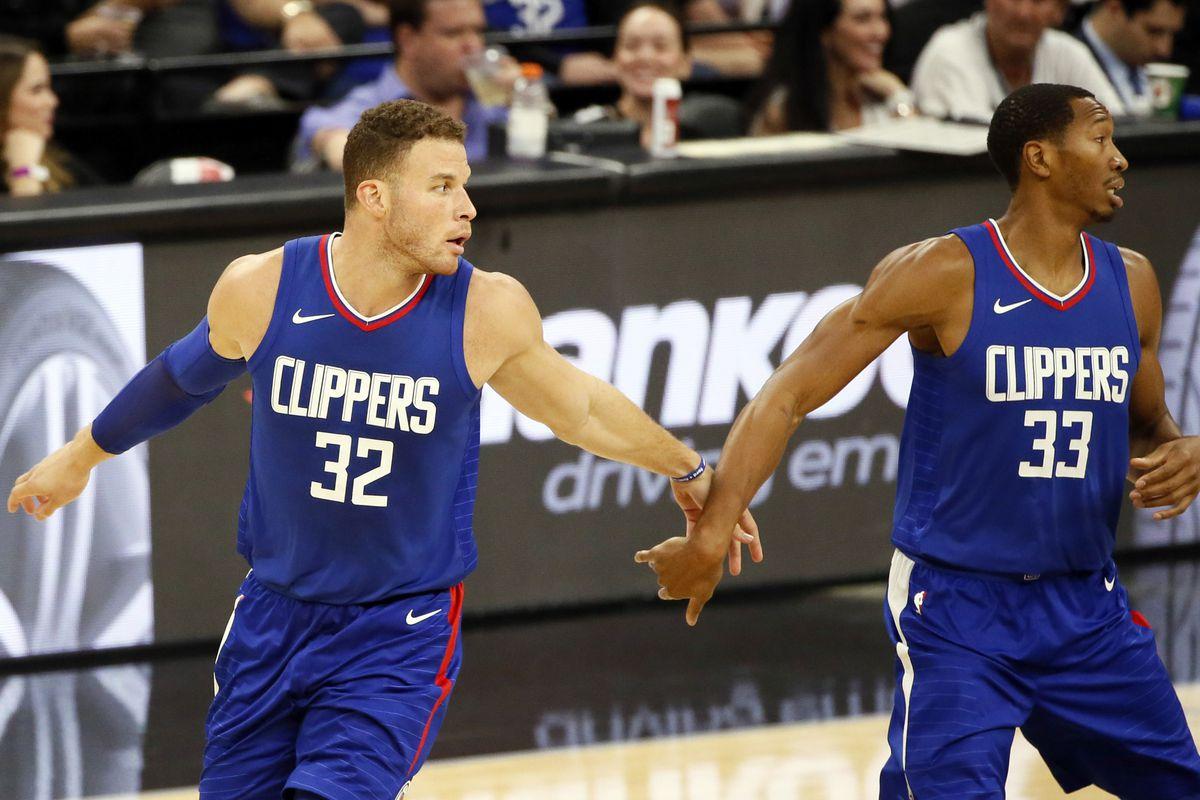 NBA: Los Angeles Clippers at San Antonio Spurs