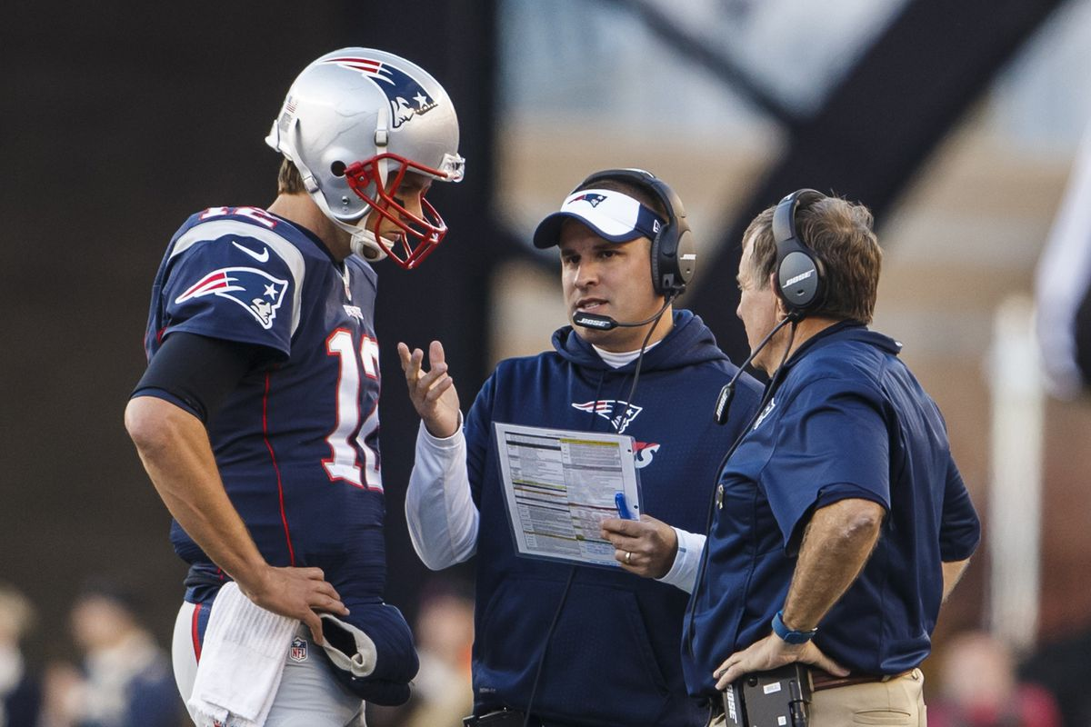Belichick, McDaniels, and Brady have a tough 4 games ahead of them.