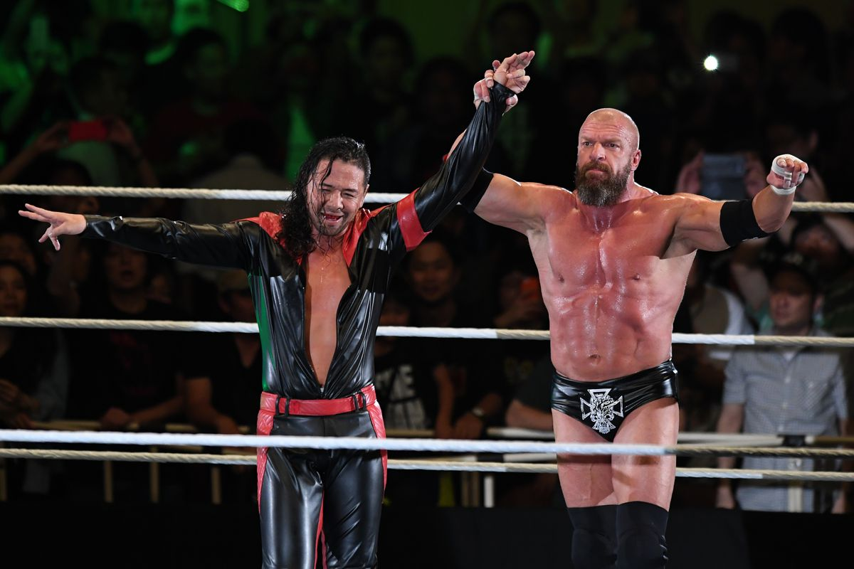 WWE Live Tokyo